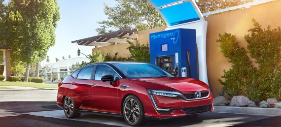 Honda Leads Full-Line Automakers in Fuel Efficiency and Lowest CO2 Emissions