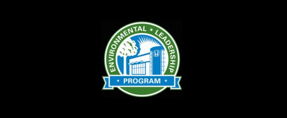 Honda Environmental Leadership Program logo
