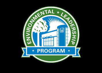 2012: Honda's Environmental Leadership Program seal