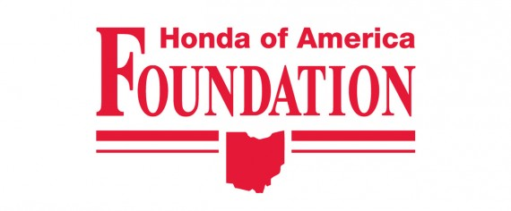 Honda of America Mfg. Foundation logo