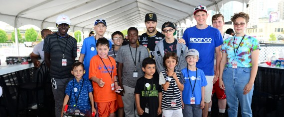 Honda Indy Toronto raises more than $75,000 for Make-A-Wish™ Canada