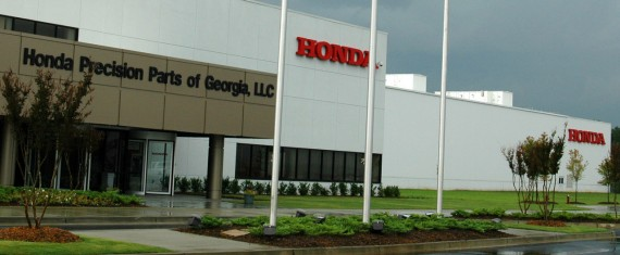 Honda Facility Earns Environmental Award for Innovative Wastewater Process