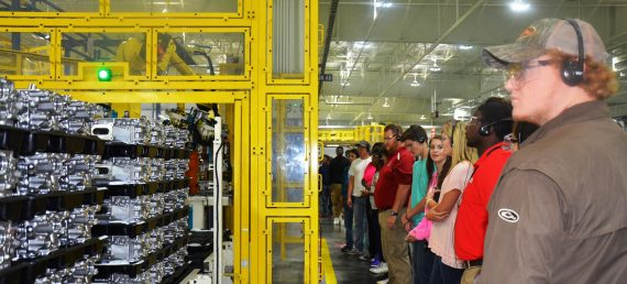 Honda Celebrates 2016 National Manufacturing Day with Educational Events