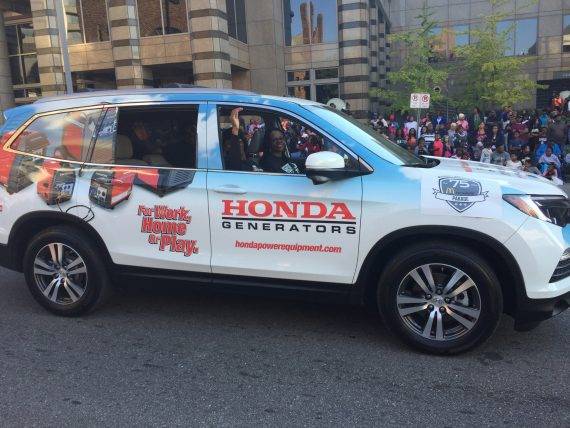 Honda Supports Magic City Classic
