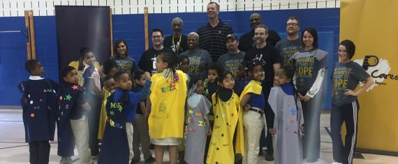Honda joins Indiana Pacers to Celebrate Black History Month