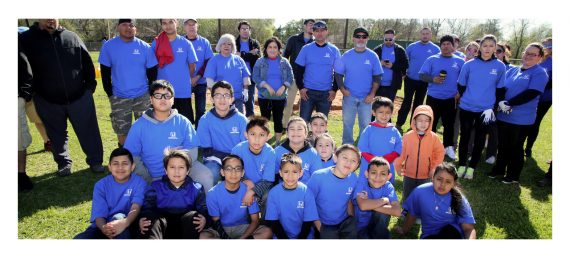 Honda Ridgeline Field Restoration in Houston Enables Little Leaguers® to Take the Field