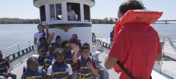 Living Classrooms Foundation Inspires Through Maritime Experiences