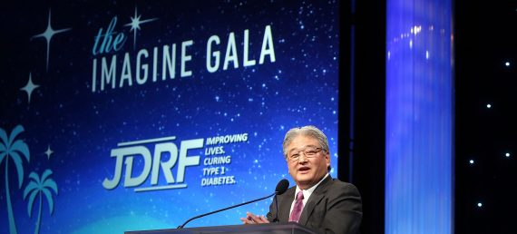 JDRF Honors Honda with Corporate Champion Award