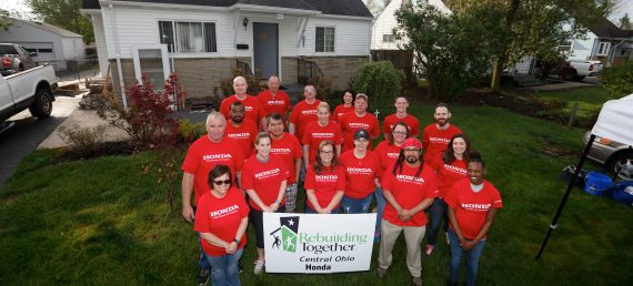 Associates Assist Ohio Homeowners through Rebuilding Together
