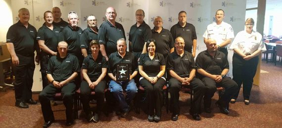 Anna Engine Plant Associates Honored with EMS Star of Life Award