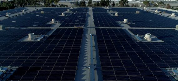 New Solar Array to Power American Honda Campus