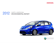 Environmental Report 2012 Download