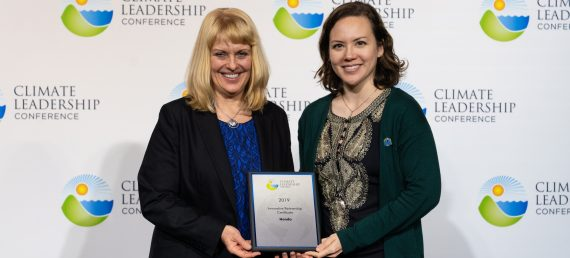 Honda Environmental Leadership Program Wins 2019 Climate Leadership Award