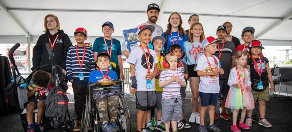 The Honda Canada Foundation raises more than $120,000 for Make-A-Wish® Canada