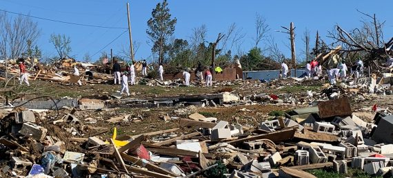 Alabama Associates Lend a Helping Hand