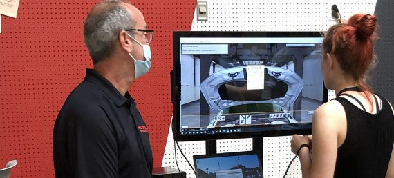 Students Learn About Future of Automotive Through Camp CAR