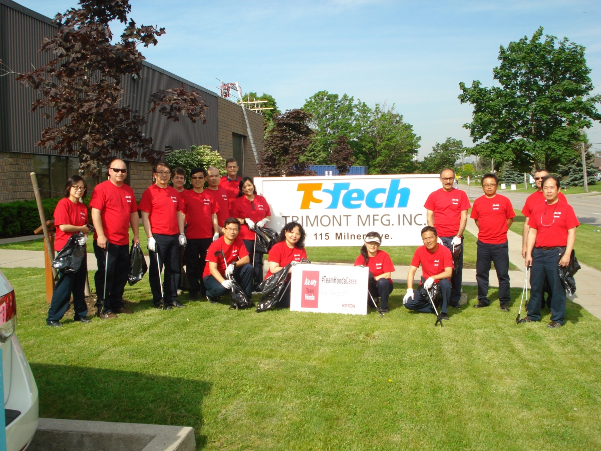 TS Tech Trimont- Scarborough, Ontario, Canada